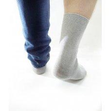 """Подарочный бокс мужских классических носков """"Дымчатый """" 15 пар"""