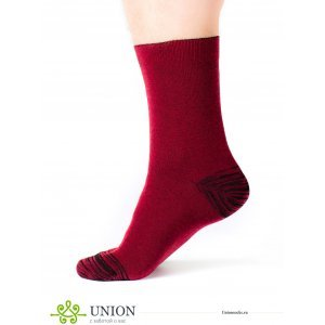 "10 пар мужских носков ""Бурбон гладкий"""