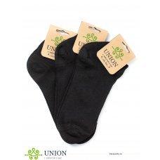"""Носки мужские укороченные 10 пар за """"Черный спорт"""""""