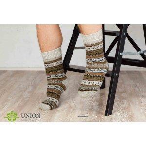 Шерстяные носки Скандинавия