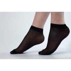 """Капроновые носки """"Черные"""""""
