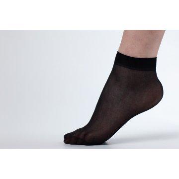 """Капроновые носочки  """"Черные"""""""