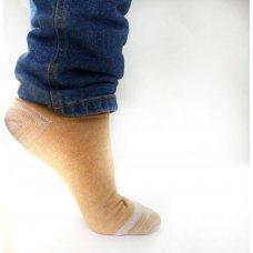 """Подарочный бокс мужских классических носков  """"Бежевый"""" 15 пар"""